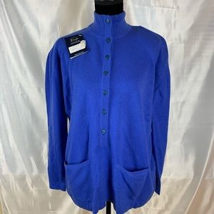 NEW*Vintage*PRINGLE OF SCOTLAND Cashmere Sweater.